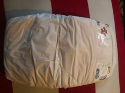 1 1996 vintage plastic backed baby diapers