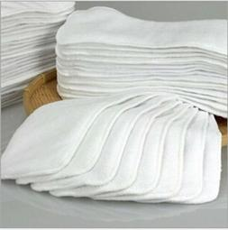 1 20pcs reusable baby inserts liners