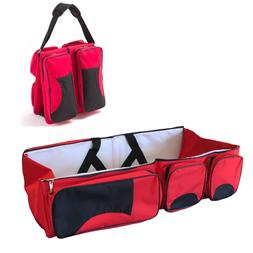 Prime Products - 3 in 1 Diaper Bag, Multi functional Travel