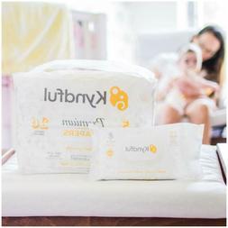 Kyndful Organic Diapers + Baby Wipes : 168 C