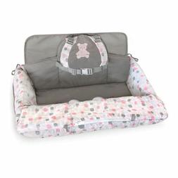 Carter's 2 in 1 Shopping Cart Cover, Pink