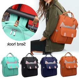 1PC Lady Maternity Nappy Baby Diaper Bags Large Capacities M