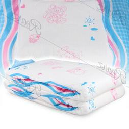 *2 PACK* MyDiaper Colour Night Adult Plastic Diaper Baby Sty