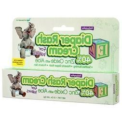 2 x Natureplex Baby Diaper Rash Zinc Oxide 1.5oz Compares In