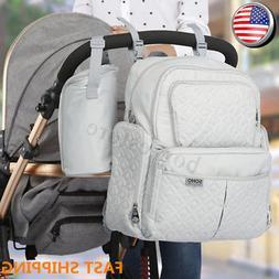2019 Baby Diaper Bag Mummy Backpack Maternity Bags Stroller