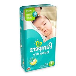 3 Layers Of Absorbency, Jumbo Pack Size 1 Disposable Diapers