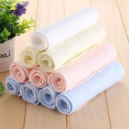 3Layers Ecological Cotton Soft and Breathable  Reusable Wash