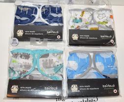 4 Kushies Baby Toddler Waterproof Diaper Wrap Cover Animals