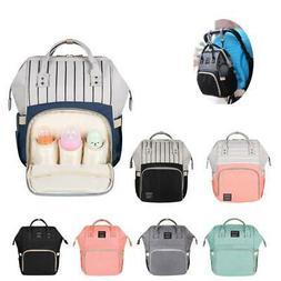 40 Colors Large Capacity Diaper Bag Mummy Maternity Nappy Nu