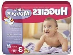 Kimberly-Clark 40767 Baby Diaper Huggies® Little Movers Tab