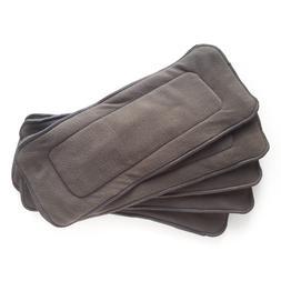 5 pcs reusable washable baby cloth diaper