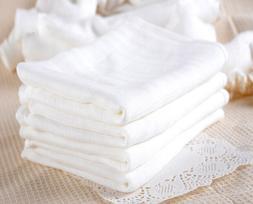 5pcs/lot 100% Cotton <font><b>Baby</b></font> Gauze <font><b