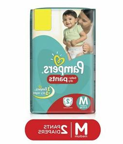 8 Pant-Pampers Diaper Baby Pant New Light Dry Disposable Sof