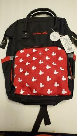 6NEW Baby Disney Diaper Bag Backpack Bottle Insulation USB M
