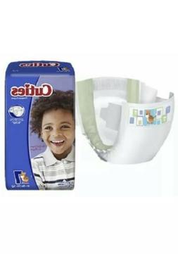 Cuties Baby Diapers: Premium Absorbency Size 7 Disposable B