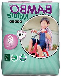Bambo Nature Eco Friendly Baby Training Pants Classic for Se