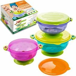 Best Suction Baby Bowls for Toddler and 6 Months Solid Feedi