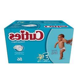 Cuties JR Club Premium Diapers