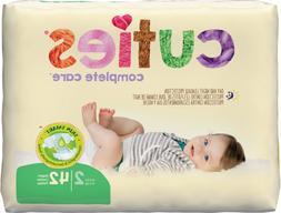 Cuties Premium Baby Diapers, Size 2, Pk/42