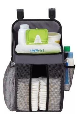 Dexbaby Playard Diaper Caddy and Nursery Organizer for Baby'