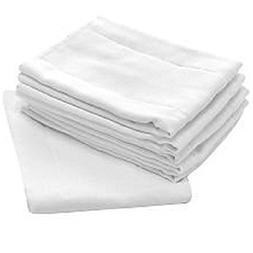 High Absorbency, Birdseye Diapers and Burp Cloth, Hypoallerg
