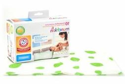 "Munchkin Disposable Changing Pads 18"" X 26.75"" -10 Each"