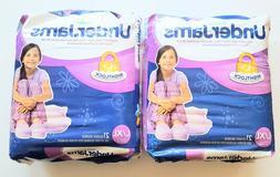 Pampers UnderJams Underwear - Girls - Large/X-Large - 21 ct