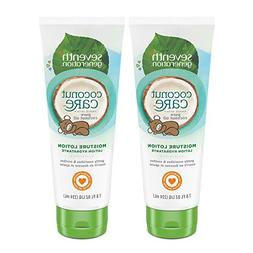 Seventh Generation Baby Lotion with Moisturizing Coconut Car
