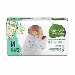 Seventh Generation Newborn Up To 10lb
