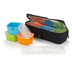 Skip Hop Baby Insulated 14-piece Bento Clix Mealtime Travel