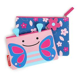 Skip Hop Zoo Little Kid Cases, Blossom Butterfly, Multi