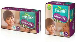 Pampers Active Baby Extra Large Size Diapers