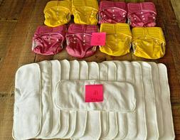 Adjustable Reusable Baby Washable Cloth Diaper Nappies - GIR