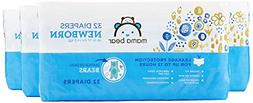 Amazon Brand - Mama Bear Diapers, Newborn, 128 Count, Bears