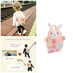 Anti Lost Backpack Safety Harness Reins Toddler Easter Bunny