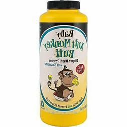 Anti-Monkey Baby Butt Powder Diaper Rash Powder w/Calamine 6