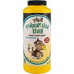 Clairon Baby Anti Monkey Butt Diaper Rash Powder  6 oz