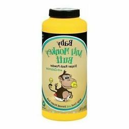 Baby Anti Monkey Butt Diaper Rash Powder w Calamine 6oz