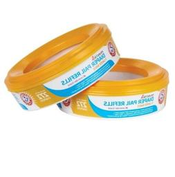 Munchkin Arm and Hammer Diaper Pail Refill Rings, 544 Count,