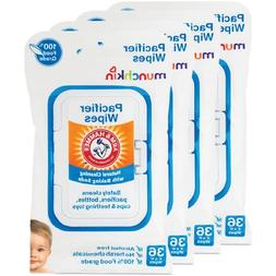 arm hammer pacifier wipes