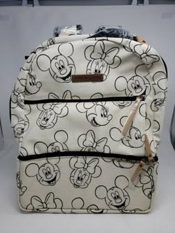 Petunia Pickle Bottom Axis Backpack, Sketchbook Mickey & Min