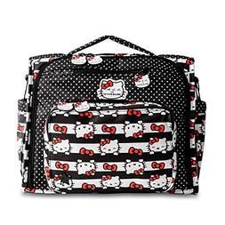 Ju-Ju-Be B.F.F. Convertible Diaper Bag, Hello Kitty Dots and