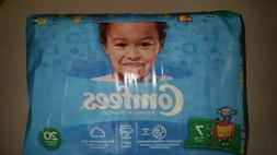 Comfees Baby and toddler Diapers  41+ Lbs Size 7 Unisex Desi