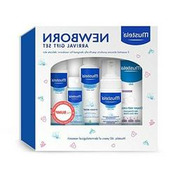 Baby Bath Gift Set Newborn Skin Care Shampoo Lotion Gel Diap