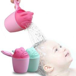 Baby Bath Product Cute Cartoon Baby Hair Shower Cup EHE8 03