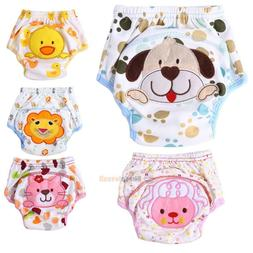 Baby Boy Girl Infant Kid Toilet Pee Potty Training Pants Clo