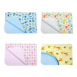 Baby Changing Diaper Pad Cotton Washable Infants Urine Mat N