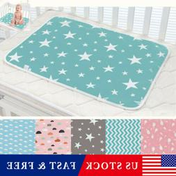 Baby Changing Mat Cover Diaper Nappy Change Pad Waterproof T