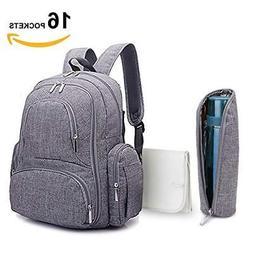 SKYLA HOMES - Baby Diaper Backpack | Scratch Proof Diaper Ba