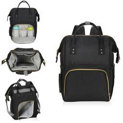 Hynes Eagle Baby Diaper Backpack Waterproof Large Capacity M